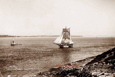 L'Entree de Constantinople. Prise de la Pointe du Serail 26. 1890s