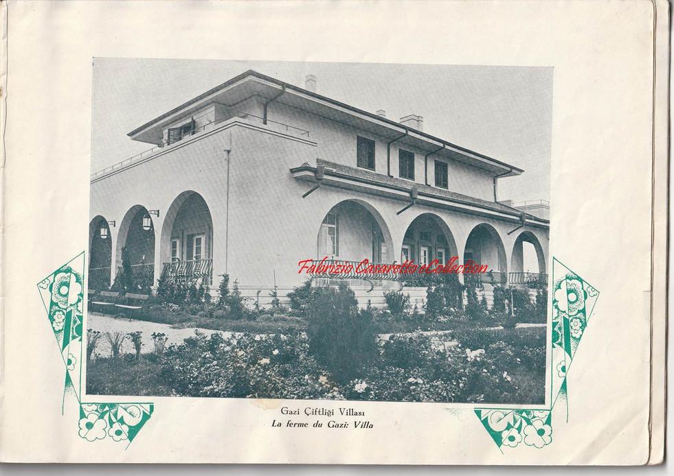 9 - La ferme du Gazi. Villa