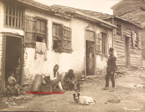 Ouvriers turcs 442. 1880s