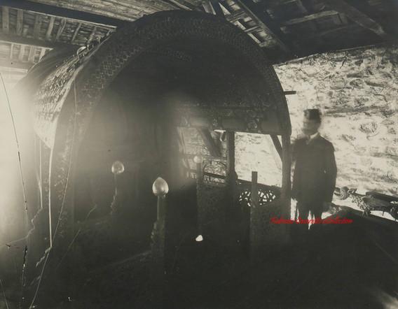 Construction de caique du Sultan. 1890s