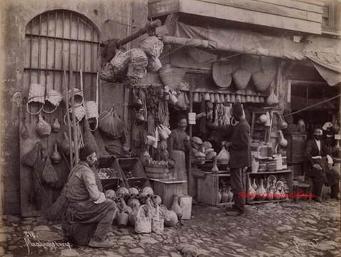 Marchands turcs 218. 1890s