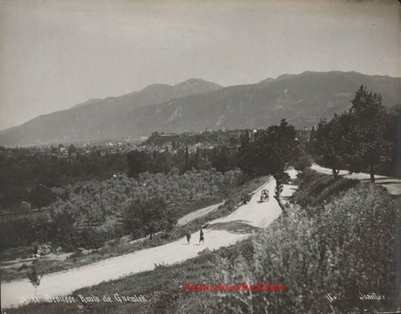 Brousse. Route de Guemlek 11. 1890s