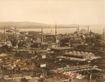 Vue Panoramique des Bazars 322. 1890s