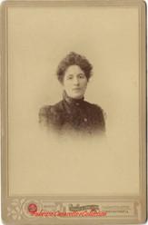 Une femme armenienne. 1890s