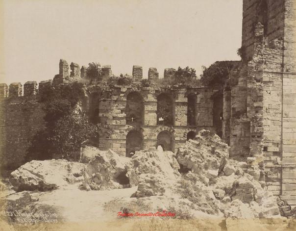 Vue des murailles aux Sept Tours 231. 1890s