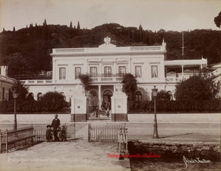 Ambassade Imperiale de Russie a Buyukdere (Bosphore) 637. 1890s
