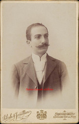Arman Hisaryan, 1890s