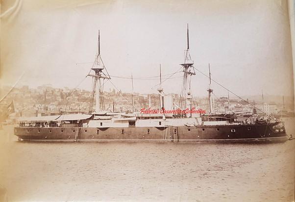 Stationnaire Osmanieh 1890s