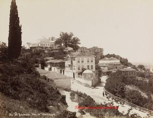 Brousse. Vue de Tchekirgue 9. 1890s