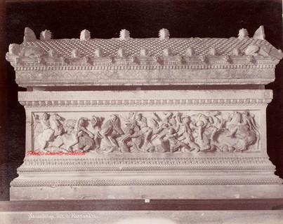 Sarcophage dit d'Alexandre 2. 1900s