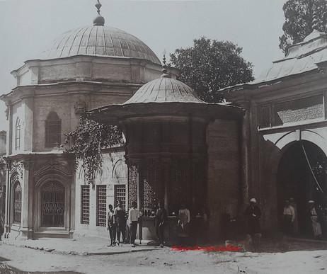 Turbe et sebil du Sultan Moustapha III 167. 1894