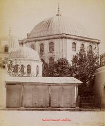 Tombe du Sultan a Ste Sophie, 589. 1890s