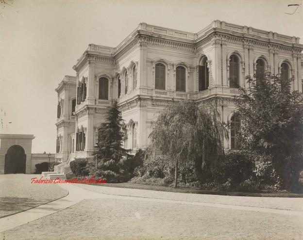 Palais Imperial de Yildiz. 1890s