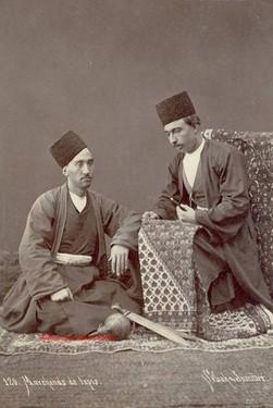 Marchands de Tapis 120. 1890s
