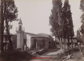 Cimetiere a Scutari xx. 1890s