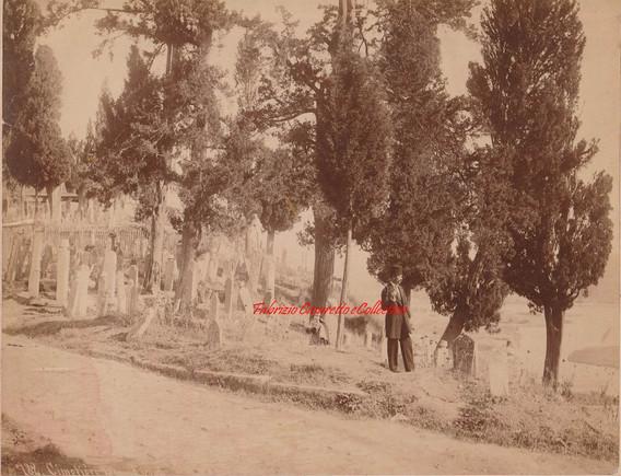 Cimetiere Turc a Eyoub 782. 1880s