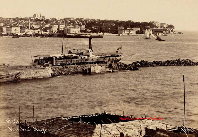 Vue de Cadi Keuy 18.1890s
