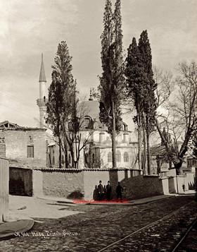 Mosquee Zeineb Sultane 966. 1900