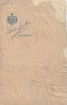 Enveloppe 9. 1890s