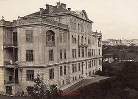 Hopital Autrichien. 1900s