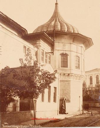 Bureau telegraphique a Stamboul 201. 1899