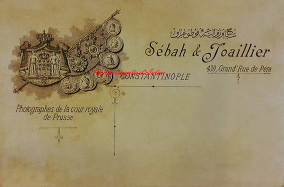 Verso photo 1905