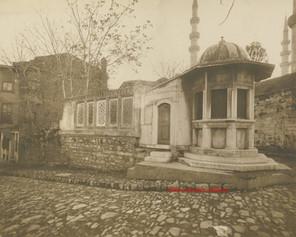 Turbe de Sinan l'architecte Constantinople 3. 1900s