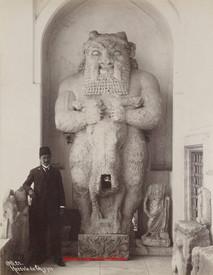 Hercule de Chypre (musee archelogique) 21. 1890s