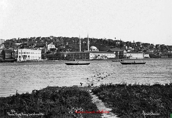 Vue de Hass Keuy sur la Corne d'or 56. 1903