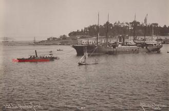 La pointe du Serai 435. 1889