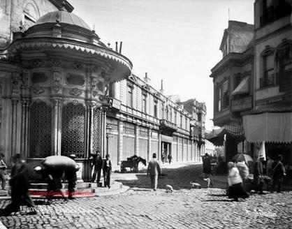 Sebil a Bahtche Capou 837. 1890s