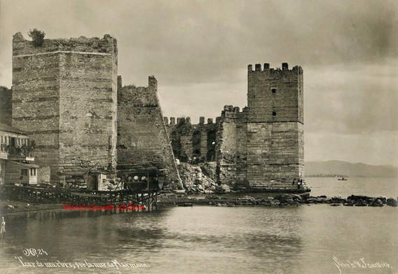 Tour de marbre, sur la mer de Marmara 24. 1890s
