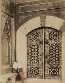 Porte du Turbe Vert. Brousse. 1890s