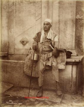 Mendiant turc 311. 1880s