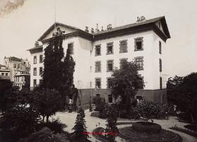 Hopital Allemand. 1900s