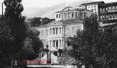 Hotel Bellevue. Brousse. 1890s