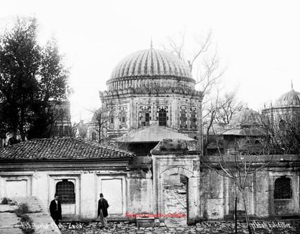 Turbe Chah-Zade 895. 1890s