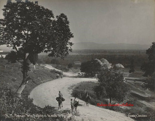 Brousse. Yeni Kaplidja et la route de Moudania 12. 1890s