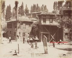 Quartier Turc. Marchand de madjoune 216. 1880s