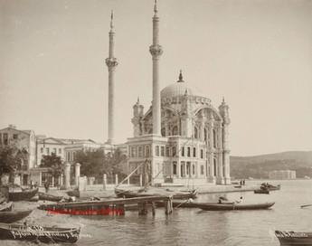 Mosquee Valide a Ortakeuy. Bosphore 129. 1889