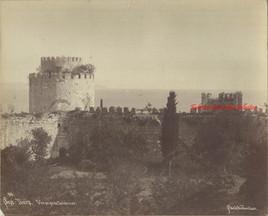 Sept tours. Vue prise de l'interieur  90. 1890s