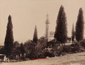 Mosquee Abadjilar. Pergame 45. 1890