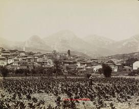 Vue panoramique de Somah 48. 1890s