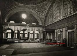Interieur du Palais Topkapi. Kiosk. 3744. 1890s
