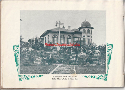 12 - Villa d'Ismet Pasha a Than-Kaya