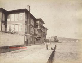 Ambassade de France Therapia 386. 1880s