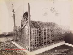 Brousse. Tombeau du Sultan Bayazed Yildirim 48. 1890s