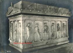 Sarcophage des pleureuses Ensemble 56. 1900s
