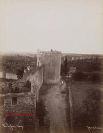 Vue des Sept Tours 77. 1890s