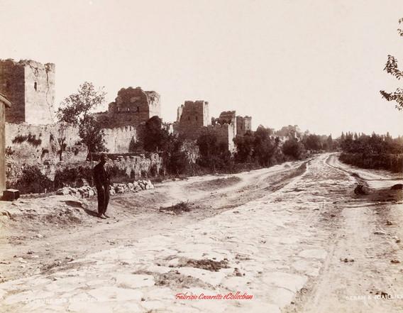 Murs des Sept Tours, 727. 1890s